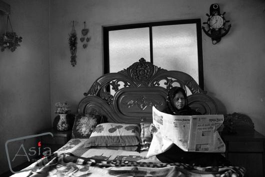 Photo story - All about my Mother-Dhaka, Bangladesh