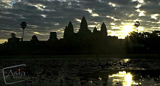 Photo story - Angkor